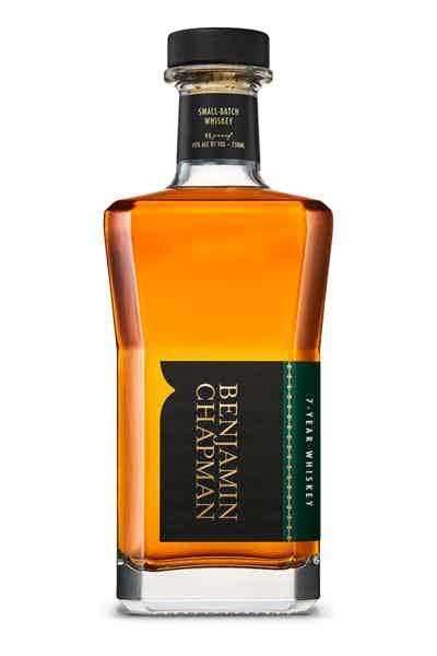 Benjamin Champan 7-Year Whiskey
