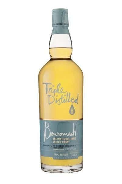 Benromach Single Malt Triple Distilled Scotch