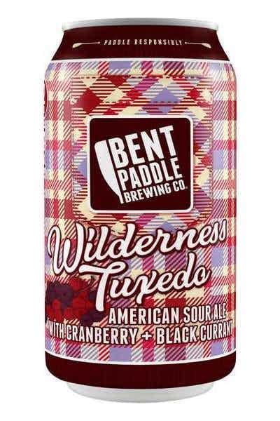 Bent Paddle Wilderness Tuxedo - Cranberry Black Currant