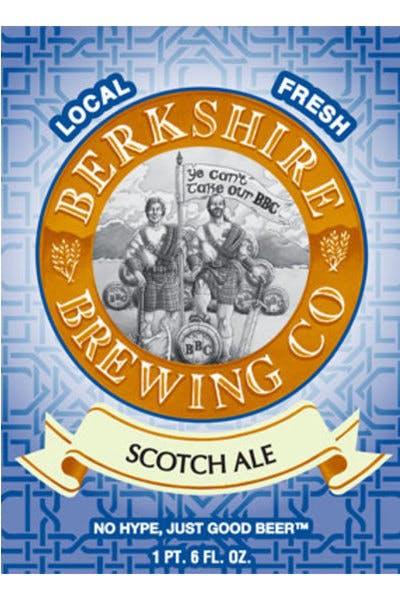 Berkshire Brewing Scotch Ale