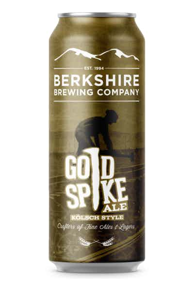 Berkshire Gold Spike Ale