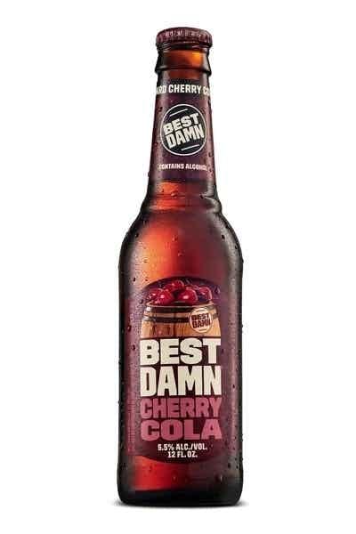 BEST DAMN Cherry Cola