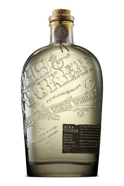 Bib & Tucker Small Batch White Whiskey