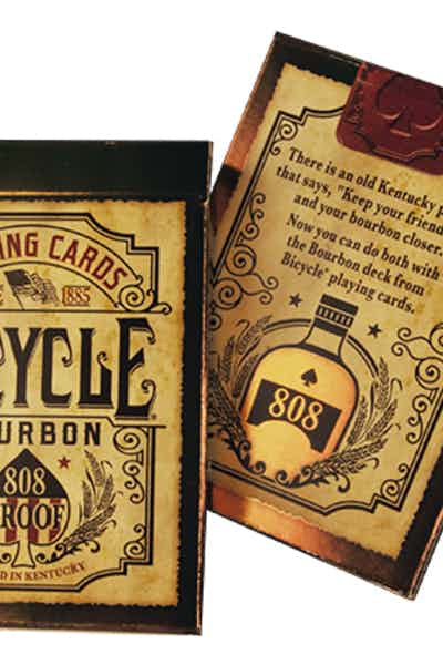 Bicycle Playing Cards Bourbon