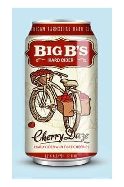 Big B's Cherry Daze Cider