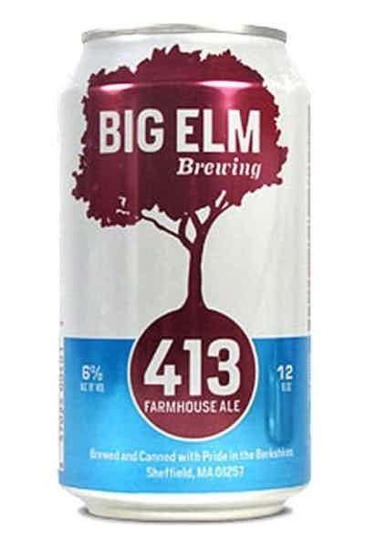 Big Elm 413 Farmhouse Ale