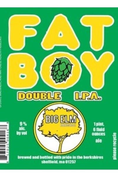 Big Elm Fat Boy Double IPA