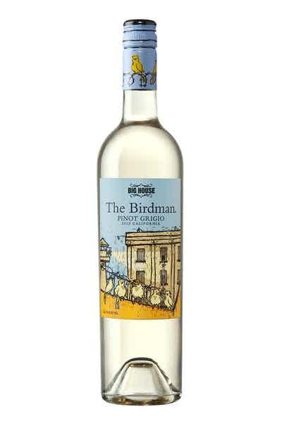 Big House The Birdman Pinot Grigio