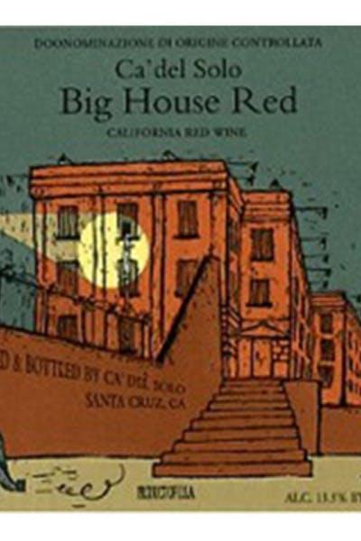Big House Wine Company Big House Red