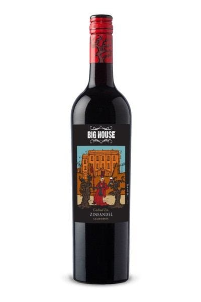 Big House Zinfandel Cardinal
