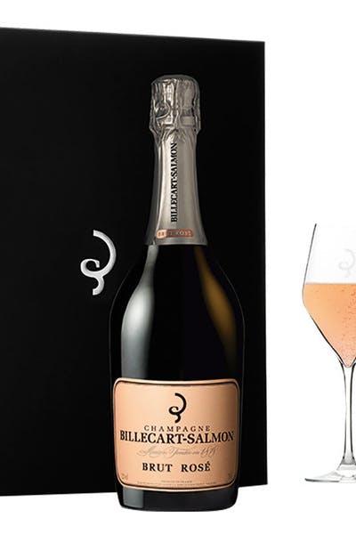 Billecart Salmon Brut Rose W/2gl