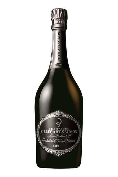 Billecart Salmon Nicolas Francois Billecart Cuvee 2002
