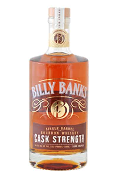 Billy Banks Cask Strength Bourbon
