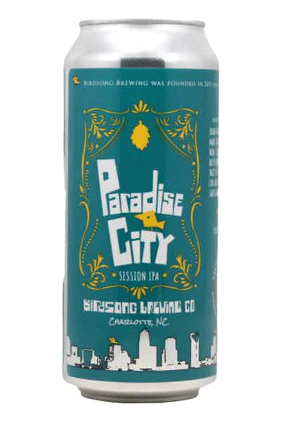 Birdsong Brewing Paradise City Session IPA