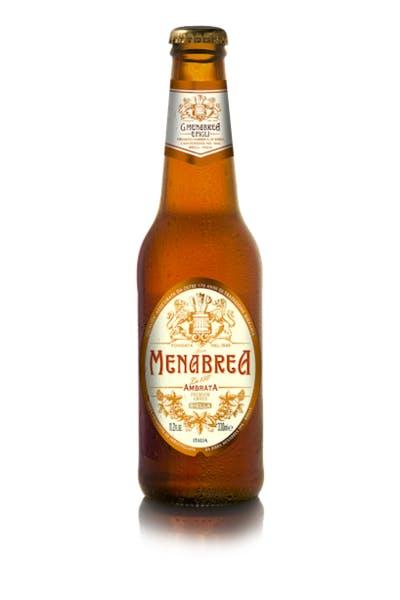 Birra Menabrea Ambrata Lager