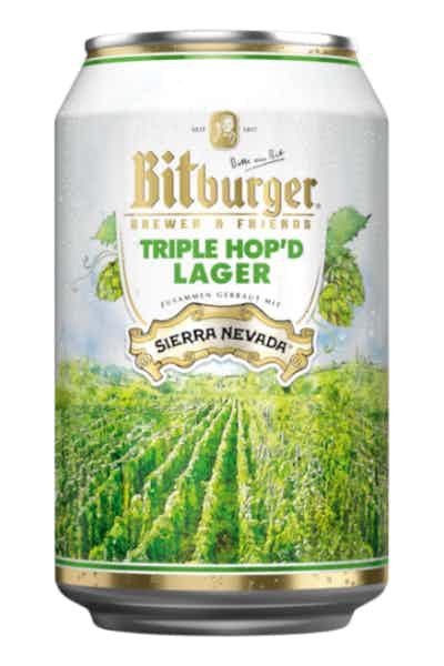 Bitburger Triple Hop'd Lager