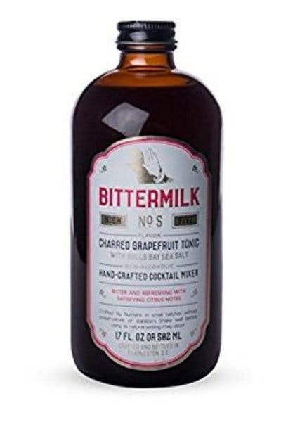 Bittermilk #5 Charred Grapefruit Tonic