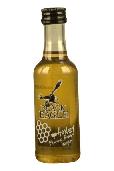 Black Eagle Honey Bourbon