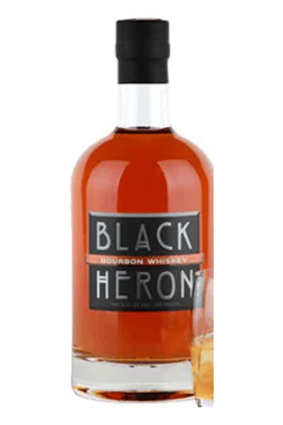 Black Heron Bourbon Whiskey