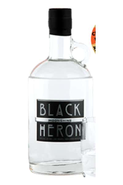 Black Heron Moonshine