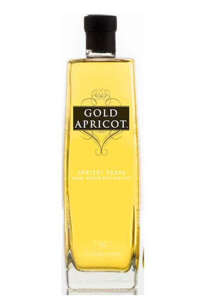 Black Infusions Gold Apricot Fig Vodka