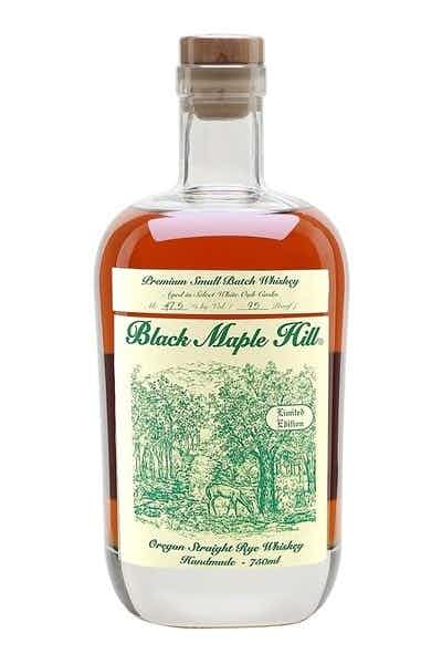 Black Maple Hill Oregon Rye Whiskey