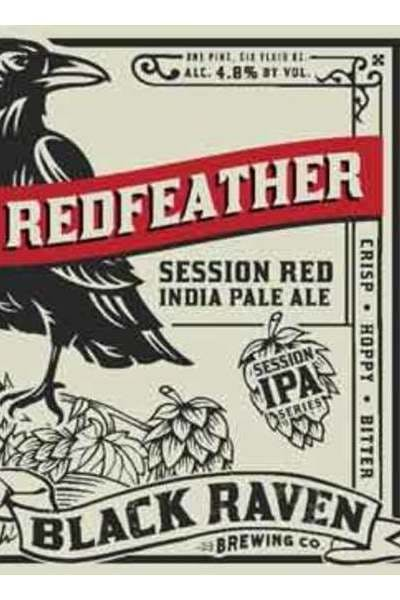 Black Raven Redfeather Session IPA