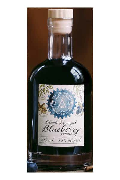 Tamworth Black Trumpet Blueberry Cordial