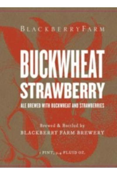 Blackberry Farm Strawberry Buckwheat