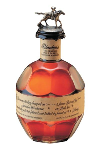 Blanton's Bourbon - Single Barrel