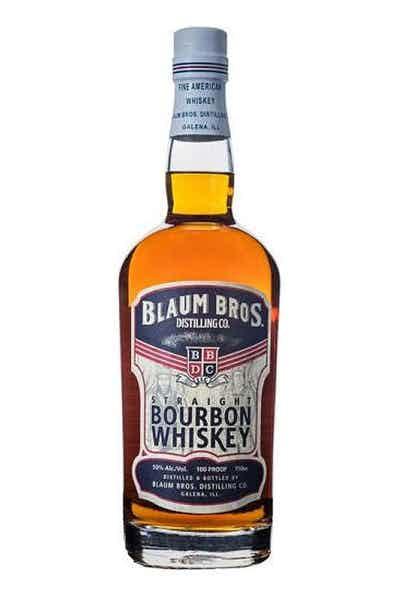 Blaum Bros Distilling Co Bourbon