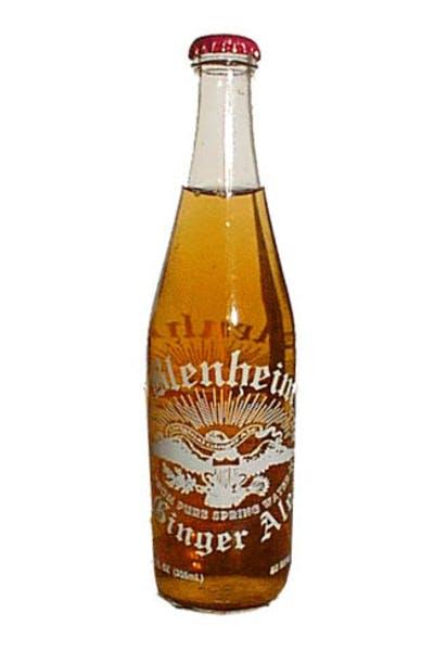 Blenheim Red Hot Ginger Ale