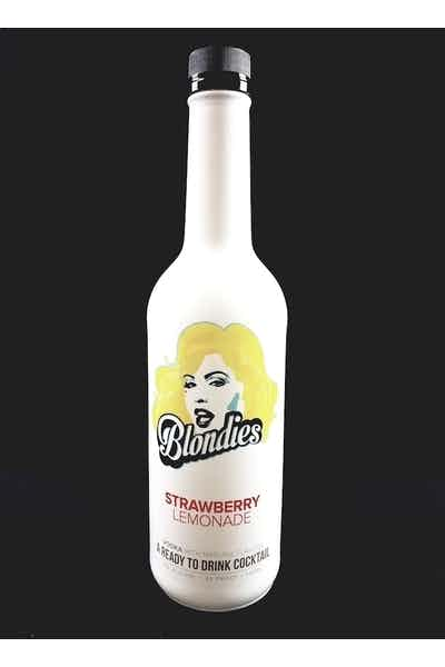 Blondies Vodka Strawberry Lemonade