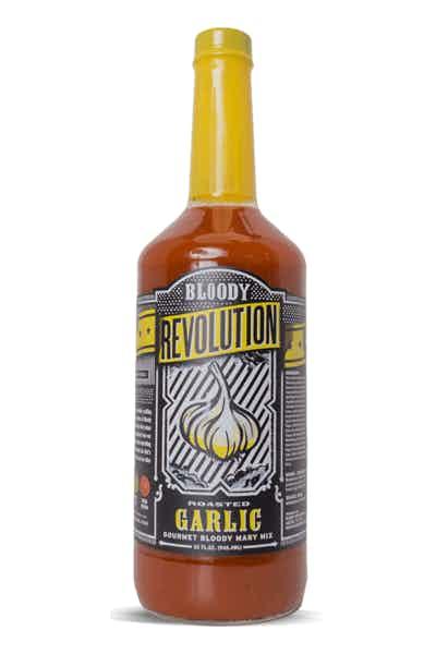 Bloody Revolution Garlic Bloody Mary Mix