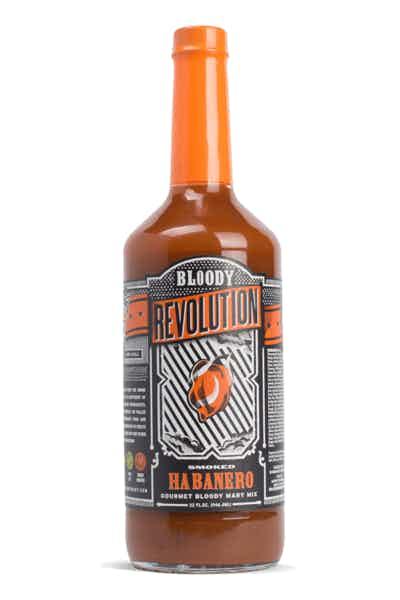 Bloody Revolution Habanero Bloody Mary Mix