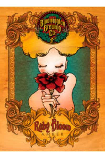 Bloomington Brewing Company Ruby Bloom Amber Ale