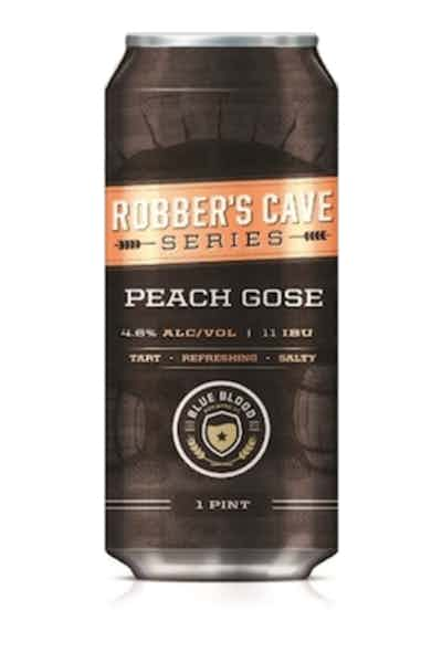 Blue Bloods Robbers Cave Series Peach Gose