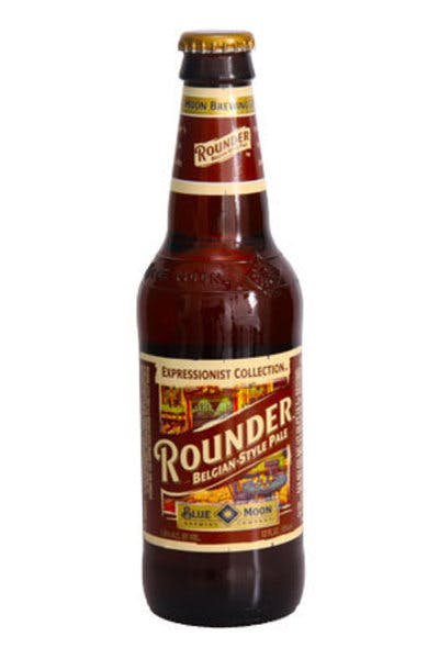 Blue Moon Rounder Belgian Style Pale Ale