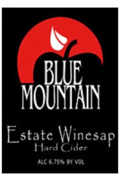 Blue Mountain Winesap Cider