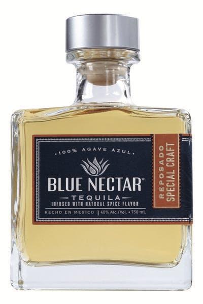 Blue Nectar Tequila Reposado Special Craft