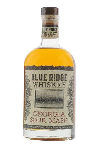 Blue Ridge Sour Mash Whiskey