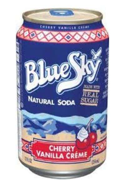 Blue Sky Cherry Vanilla
