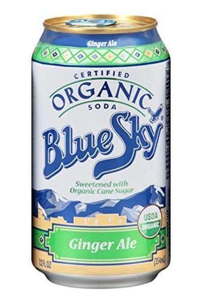 Blue Sky Ginger Ale