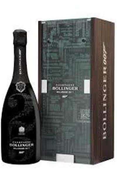 Bollinger Champagne James Bond Limited Edition 2011