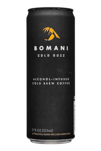 Bomani Cold Buzz
