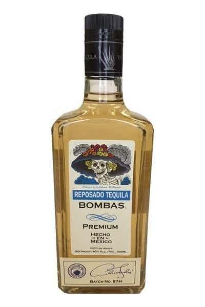 Bombas Reposado Tequila