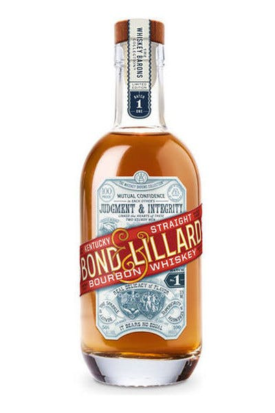Bond & Lillard Bourbon Whiskey