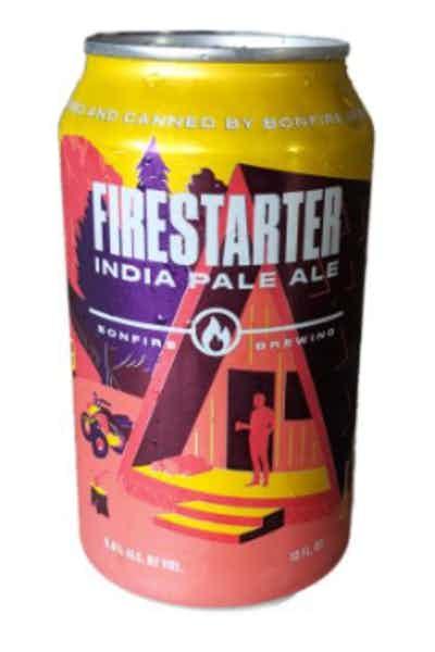 Bonfire Brewing Firestarter IPA