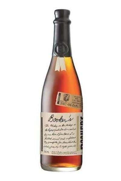 Booker's Bourbon Batch 2017-04, Sip Awhile