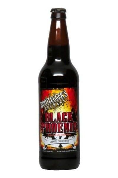 Bootleggers Black Phoenix Chipotle Coffee Stout